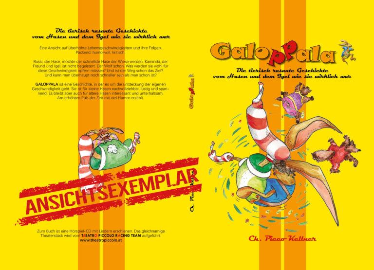 GALOPPALA – Buch zur Ansicht