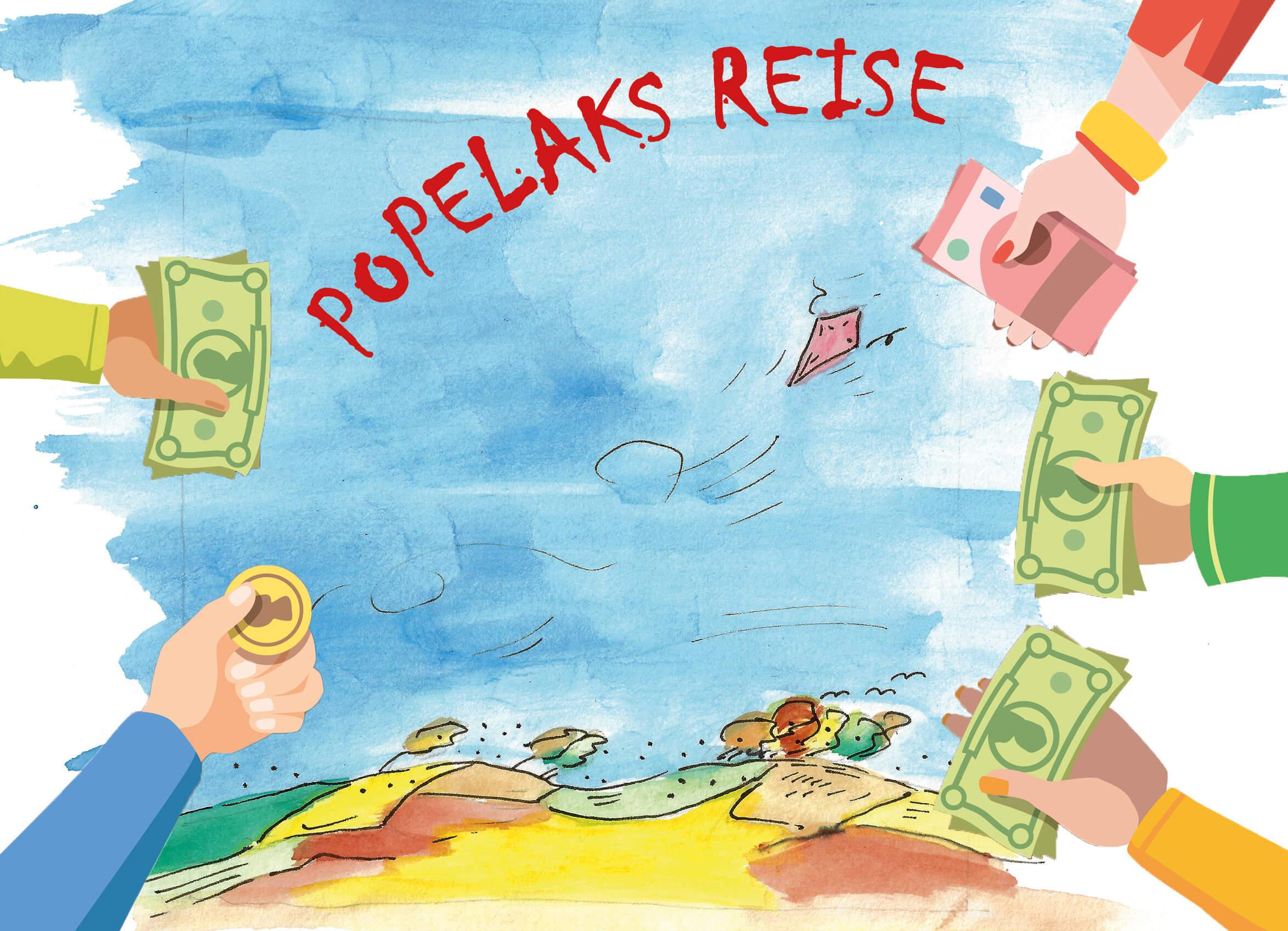 Crowdfunding 2021 für Popelaks Reise!