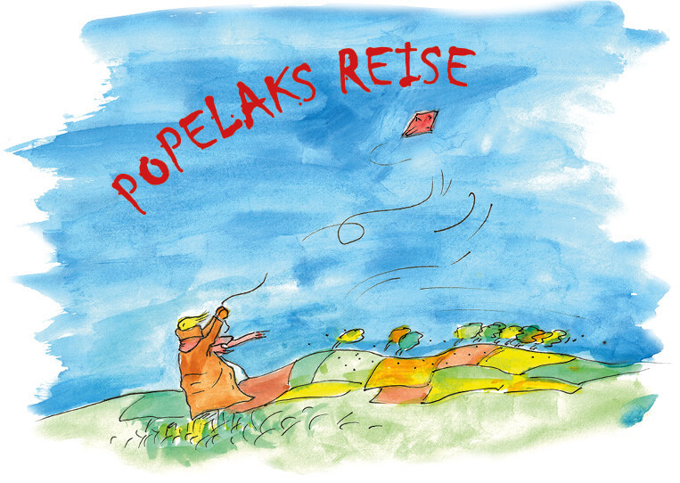 POPELAKS REISE – online